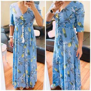Dresses & Skirts - ☀️SUMMER SALE☀️ BEACH MAXI HANDMADE DRESS